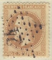 Etoile 24 Sur Lauré N°28 - Marcophilie (Timbres Détachés)