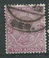 Indes Anglaises - Yvert N° 82 Oblitéré  -    Ava24010 - 1902-11 King Edward VII