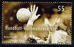 Bund 2007, Michel# 2578 ** Sport: Handball WM - [7] République Fédérale