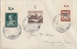 DR Brief Mif Minr.700 OR, 716 OR, 730 OR Telfs - Deutschland