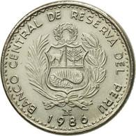 Monnaie, Pérou, Inti, 1986, Lima, SPL, Copper-nickel, KM:296 - Pérou