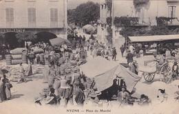 NYONS - Place Du Marché Drome 26 - Nyons