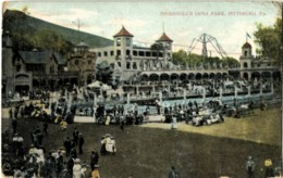 USA PITTSBURG Ingersoll's Luna Park Parc D'attractions - Pittsburgh