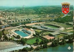 31 - TOULOUSE - LE PARC MUNICIPAL DES SPORTS, LA PISCINE ET LE STADIUM - Toulouse