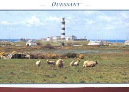 29 - Ile D'Ouessant : Le Phare De Créac'h - Fari