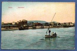 Suez  / Panorama - Suez