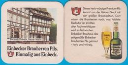 Einbecker Brauhaus AG Einbeck ( Bd 1982 ) - Sous-bocks