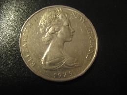 20 NEW ZEALAND 1979 QEII Coin - Nouvelle-Zélande