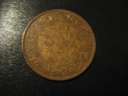 One Quarter Anna 1/4 INDIA 1942 GEORGE VI Coin Inde British Area Colony - Inde