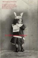CPA-souvenirs De Jeunesse-école-le Bonnet D'ane-paresseux - Children
