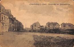 Hohenbudberg A. Rhein - Kuhsrasse Mit Bahnkolonien (Kosmos) - Allemagne