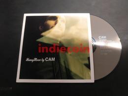 DJ CAM Honeymoon 2001 FRANCE CD LP Promo Cardsleeve - Collector's Editions