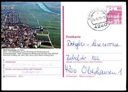 84703) BRD - P 138 - S4/52 - OO Gestempelt - 6203 Hochheim, Luftansicht - [7] West-Duitsland