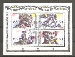 FRANCE 1991  Y T  Bloc N°13   Oblitéré - Blocks & Kleinbögen