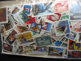 Canada Colossal Mixture (duplicates,mixed Condition) 1000 Old, Modern, 35% Comemoratives, 65% Definitives - Timbres