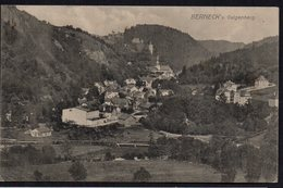 DEUTSCHES REICH TRAVELED? POSTCARD ANSICHTSKARTE, 1913. BERNECK GALGENBERG - Otros