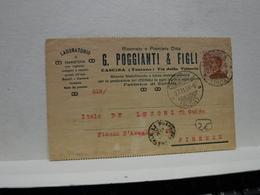 CASCINA  -- PISA   --- G. POGGIANTI & FIGLI -- LABORATORIO DI MOBILI - Pisa