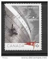 ##8, Canada, Carnet, Booklet - 1952-.... Reinado De Elizabeth II