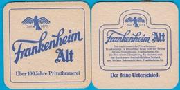 Privatbrauerei Frankenheim Düsseldorf ( Bd 1998 ) - Sous-bocks