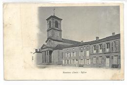 MONTIERS SUR SAULX - Eglise - Montiers Sur Saulx