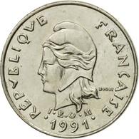 Monnaie, French Polynesia, 10 Francs, 1991, Paris, SUP, Nickel, KM:8 - Polynésie Française