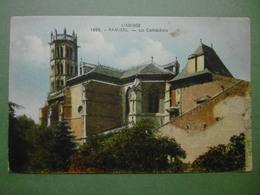 PAMIERS La Cathédrale 09 ARIEGE - Pamiers