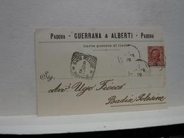 PADOVA  ---  GUERRANA  & ALBERTI - Padova (Padua)