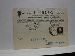 PADOVA  --  A.N.A.  FINESSO  -- GHIAIA E SABBIA - Padova (Padua)