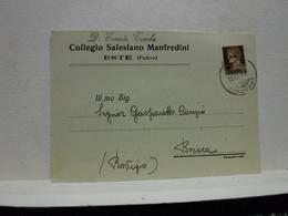 ESTE  -- PADOVA  --   COLLEGIO SALESIANO MANFREDINI - Padova (Padua)