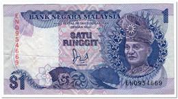 MALAYSIA,1 RINGGIT,1981-83,P.19A,FINE - Malaysia