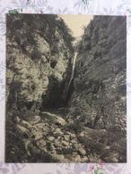 CPA Gigantesque - Gorges D'Ombleze - Saut De La Gervanne Ou Chute De La Druise - France