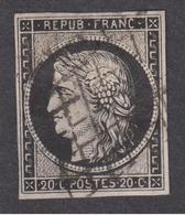 France 1849-1850 Ceres - 1849-1850 Cérès