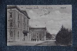 SERBIE : BELGRAD - Palyaudvar, Bahnof - Serbia