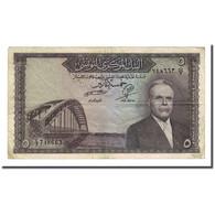 Billet, Tunisie, 5 Dinars, 1960-11-01, KM:59, TB - Tunisia
