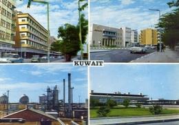 Kuwait - Formato Grande Viaggiata Mancante Di Affrancatura – E 7 - Koweït