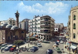 Beyrputh - Avenue Weygand - Formato Grande Viaggiata – E 7 - Libano