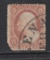 USA-SC # 25-Used.-SC Value $ 175.00 - 1847-99 General Issues