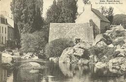 PONT-AVEN  --  Le Chaos Du Moulin Du Port                                              -- Villard 6702 - Pont Aven
