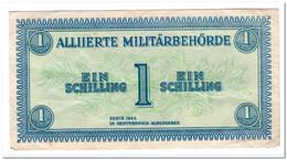 AUSTRIA,1 SHILLING,1944,P.103,VF+ - Oostenrijk