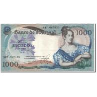 Billet, Portugal, 1000 Escudos, 1967-05-19, KM:172b, TTB - Portugal