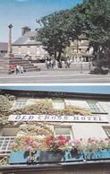 Postcard Old Cross Hotel St Davids Pembrokeshire My Ref  B12465 - Pembrokeshire