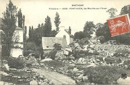 PONT-AVEN  -- Les Moulins Sur L'Aven                     -- MTIL 1008 - Pont Aven