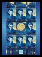 Poland 2017 Mih. 4955 Physicist And Chemist, Nobel Prize Laureate Marie Sklodowska Curie (M/S) MNH ** - Ungebraucht