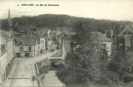 PONT-AVEN  --la Rue De Concarneau            -- Artaud-Nozais 4 - Pont Aven