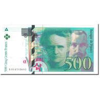 France, 500 Francs, 500 F 1994-2000 ''Pierre Et Marie Curie'', 1994, NEUF - 1992-2000 Dernière Gamme