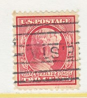 U.S.  367  (o)  LINCOLN - Used Stamps
