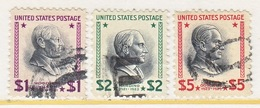 U.S.  832-4  (o)  PREXIES - United States
