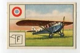 """SB02553 Saba - Die """"Eroberung Der Luft"""" - Bild 123 Frankreich - Potez 36 Reiseflugzeug - Cigarrillos"""