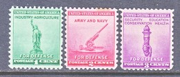 U.S.  899-901   **  NATIONAL  DEFENSE - United States