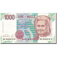 Billet, Italie, 1000 Lire, 1990-10-03, KM:114c, SUP - [ 2] 1946-… : République